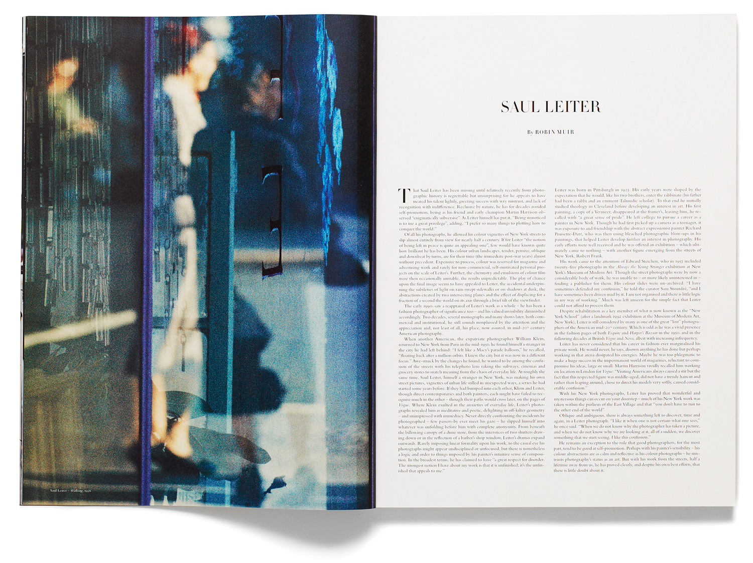 14th issue Winter 2012 — manhattan